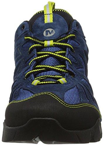 MerrellCapra Gore-tex - Zapatos de Low Rise Senderismo hombre Azul (Tahoetahoe)