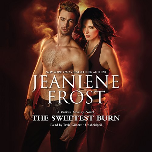 Bargain Audio Book - The Sweetest Burn