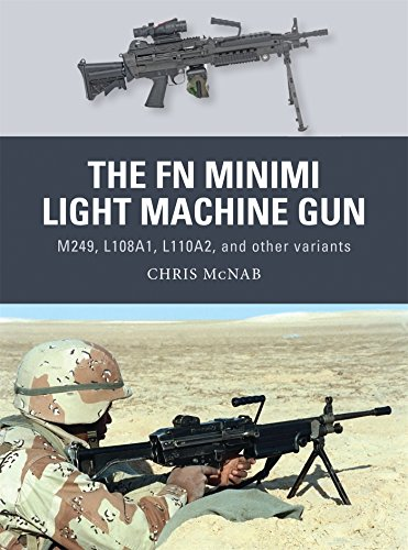 (The FN Minimi Light Machine Gun: M249, L108A1, L110A2, and other variants (Weapon))