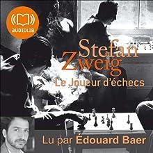 Le joueur d'échecs | Livre audio Auteur(s) : Stefan Zweig Narrateur(s) : Édouard Bear