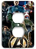 The Avengers Unite Hulk Captain American Thor Iron Man Outlet Cover