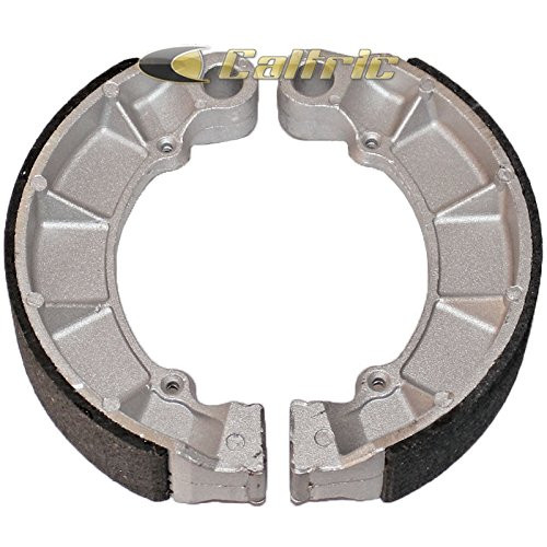 Big Bearing BS-146 3223 Honda TRX500FP Fourtrax foreman 4x4 ATV Rear Brake Shoe 2007-2012, Organic Based Non-Asbestos(Pack of 2) by Big Bearing
