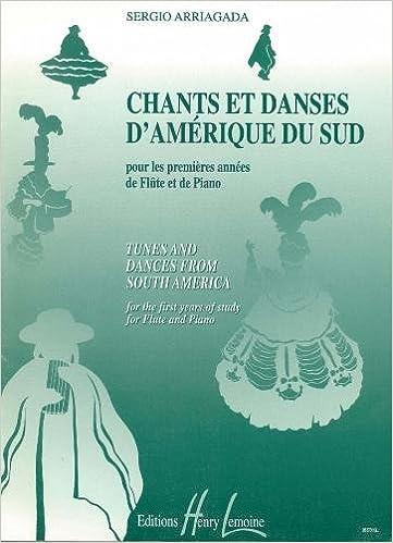 Chants et danses dAmérique du sud