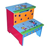 : Maisy Storage Step Stool