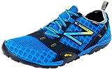 New Balance Men's MO10 Minimus Goretex Trail Shoe,Blue/Black,13 D US
