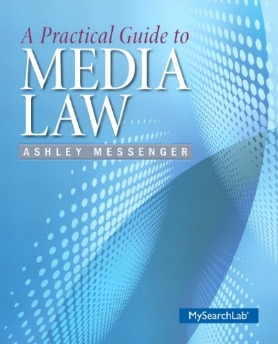 A Practical Guide to Media Law