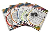 Arts & Crafts : Knitters Pride Interchangeable Color Cord Variety Pack - All 5 Sizes, 16, 20, 24, 32, 40