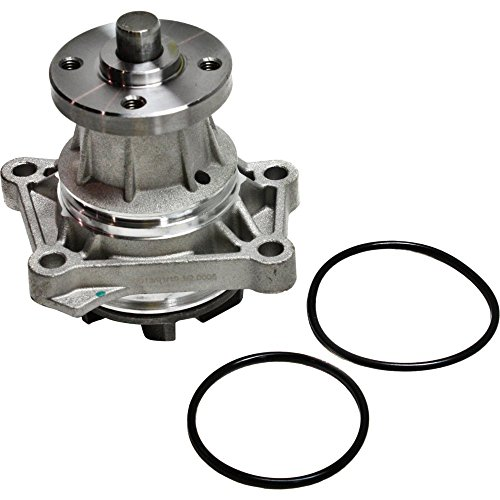 Water Pump compatible with Suzuki Grand Vitara 99-08 Mechanical Gasket Included Standard Rotation