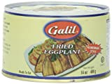 Galil Fried Eggplant, 14-Ounce Cans (Pack of 12)