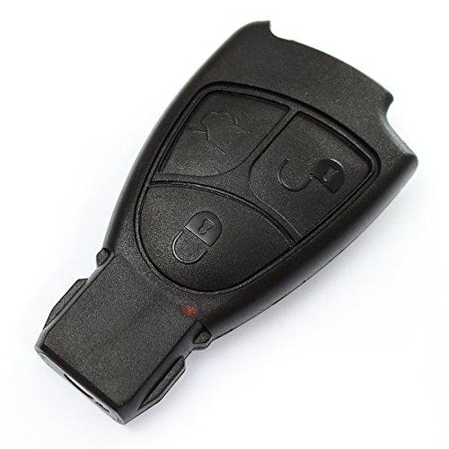 DON LLAVE® AMDLME09ANO - Carcasa para mando de 3 botones (Modelos en el interior) DON LLAVE® ME-09ANO