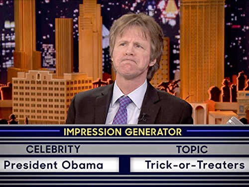 Highlights - Wheel of Impressions with Dana Carvey -