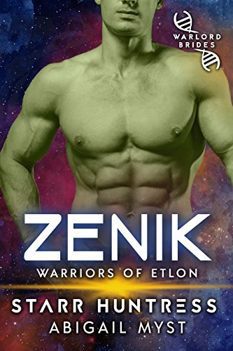 Zenik: Warriors of Etlon Book 4