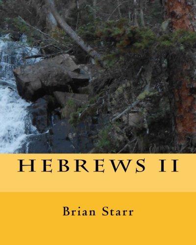 Read Online Hebrews II pdf epub