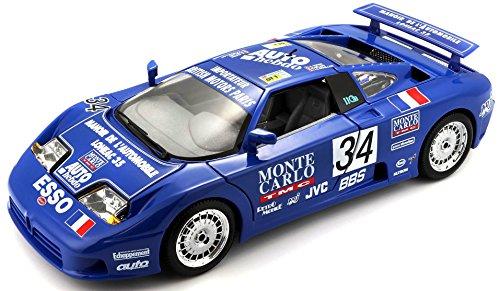 Bburago 1:18 Scale Bugatti EB 110