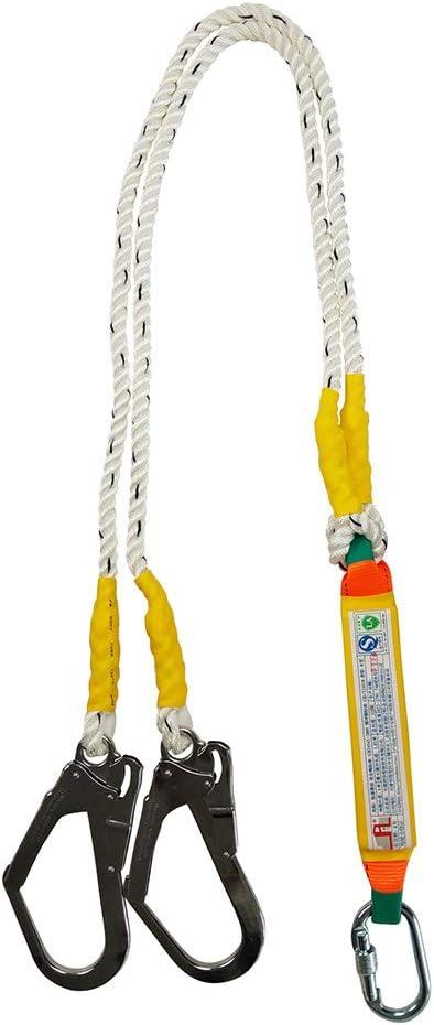 WYX 22KN Cuerda Fuerte de protección contra caídas del cordón del ...