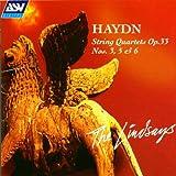 Haydn: String Quartets Op. 33, Nos. 3, 5 & 6