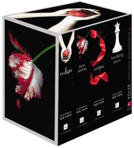 Complete Twilight Book Series