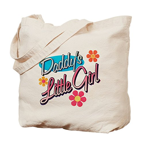 Royal Lion Tote Bag Daddy's Little Girl Flowers Daughter