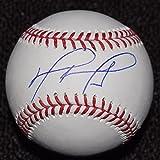 David Ortiz Baseball signed autographed MLB Major League Baseball COA
