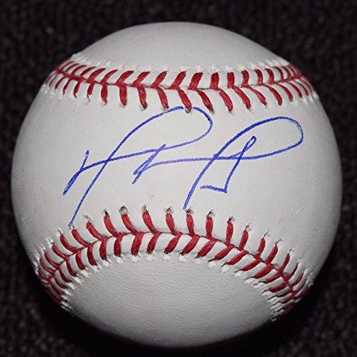 Mlb Mvps Autographed Baseball - 3
