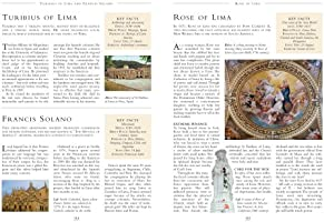 An Illustrated Dictionary of Saints
