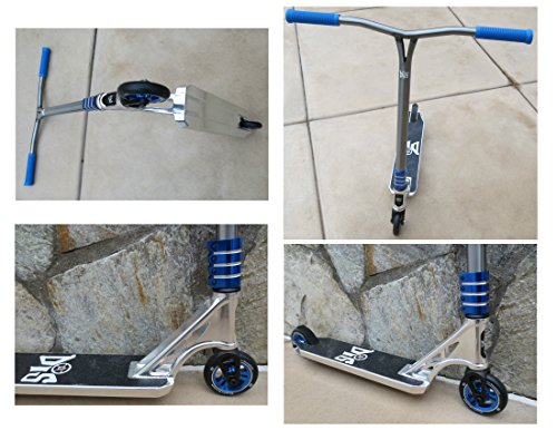 DIS Chrome Devil Xtra Custom Pro Complete Scooter Professionally Assembled