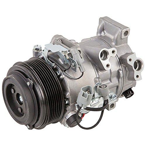 Brand New Premium Quality AC Compressor & A/C Clutch For Toyota Avalon & Camry - BuyAutoParts 60-01916NA (Toyota Camry A/c Compressor)