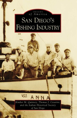 San Diego's Fishing Industry (Images of America)