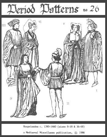 High Medieval Houpelandes for Men and Women (Location De Costumes Medievaux)