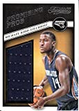 2013-14 (BOBCATS) Timeless Treasures Promising Pro Material #15 Kidd-Gilchrist