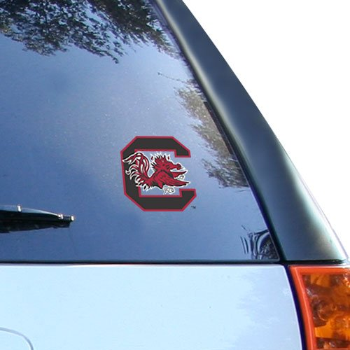 Fighting Gamecocks Small Static Decal (South Carolina Gamecocks Magnet)