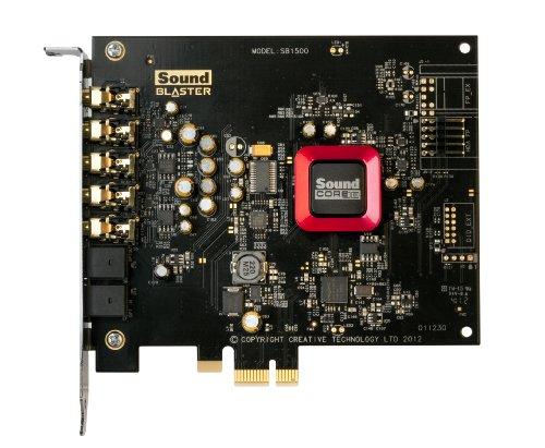 Creative Sound Blaster Z SBX PCIE Gaming Sound Card System Builder Version SB1502 by Creative