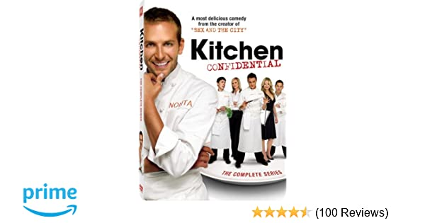 Amazoncom Kitchen Confidential The Complete Series