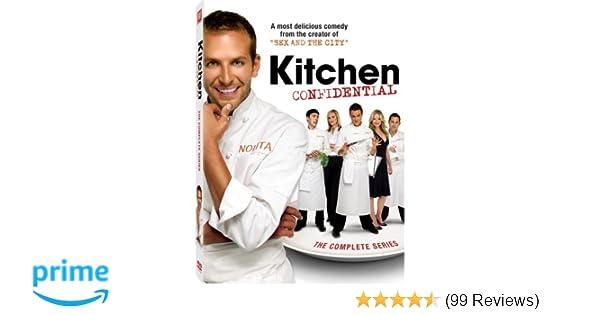 Amazon com: Kitchen Confidential - The Complete Series: Victoria