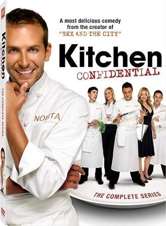 Amazoncom Kitchen Confidential The Complete Series