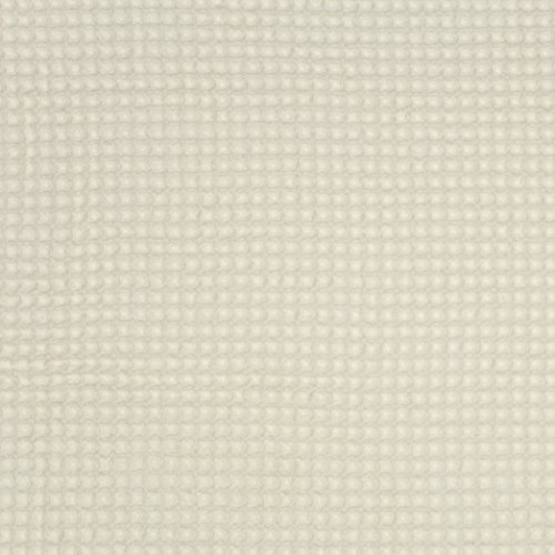 Shannon 7 Ounce Turkish Waffle Pique Ivory Fabric By The - Pique Robe Waffle