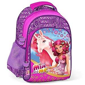 Yaygan Kız Çocuk İlkokul Çantası (Mia and Me)