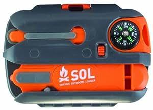 SOL Origin Survival Kit and Essential Survival Tools