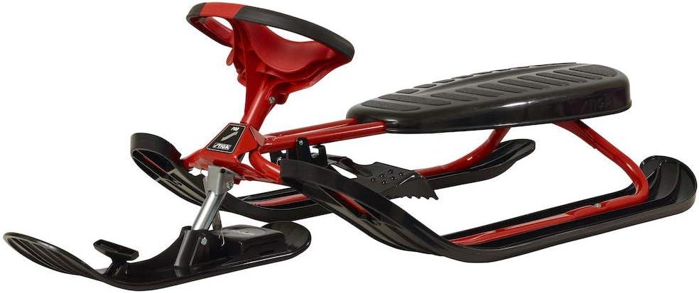 Rennschlitten – Stiga Snow Racer Color Pro Rot