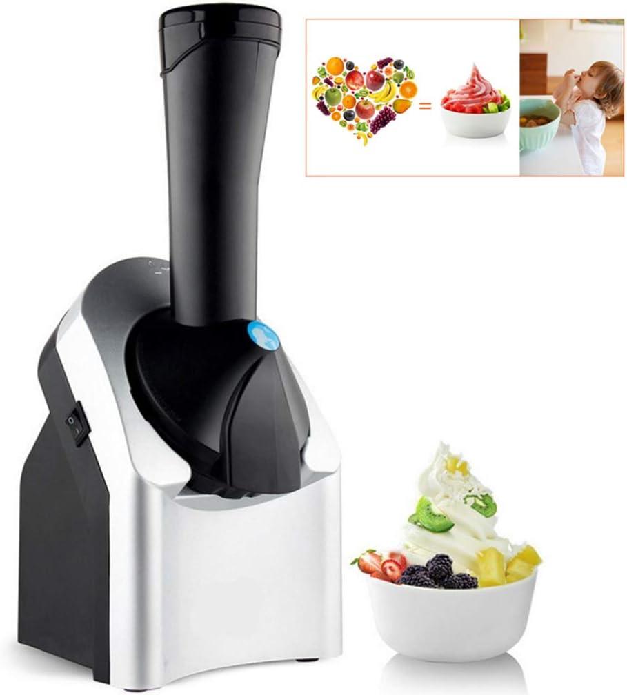 Fabricante de electrónica de helado, 220 de bricolaje máquina de helados con ajuste automático de apagado de fruta congelada Postre: Amazon.es: Hogar