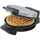 BLACK+DECKER WMB505 Belgian Waffle Maker, Stainless Steel