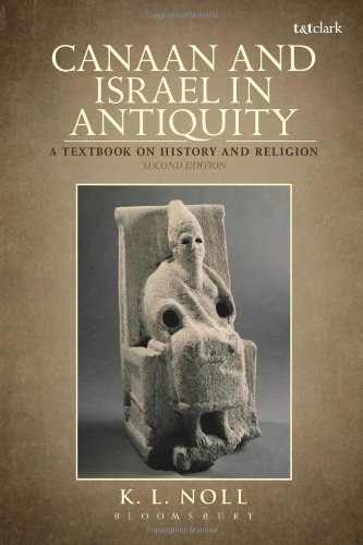 Canaan and Israel in Antiquity: An Introduction (Biblical Seminar) pdf