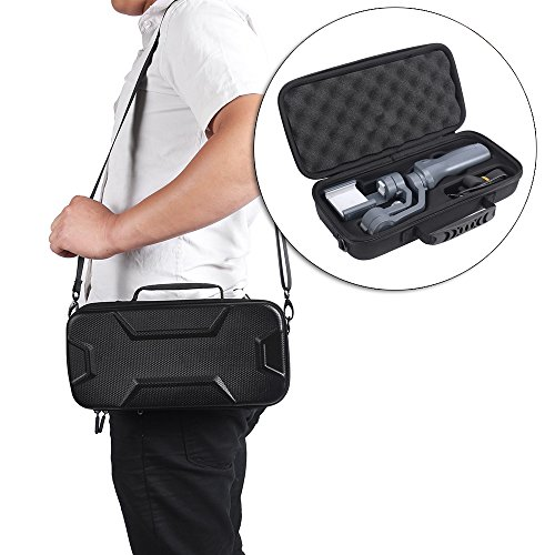 Zaracle Portable Storage Bag Carrying Case Protect Pouch Bag Travelling Case For DJI Osmo Mobile 2 Handheld Smartphone Gimbal