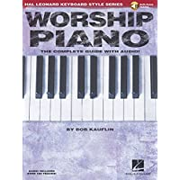 Worship Piano: Hal Leonard Keyboard Style Series Bk/Online Audio