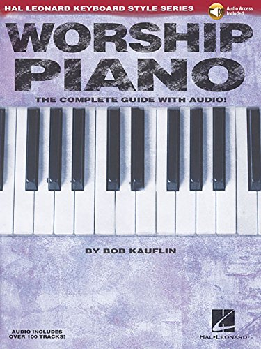 Worship Piano: Hal Leonard Keyboard Style Series ()