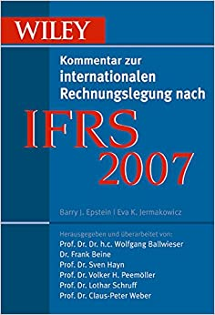 IFRS 2007 (German Edition)