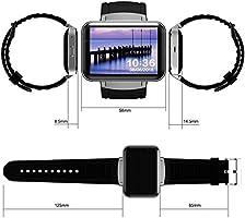 OOLIFENG Bluetooth Reloj Inteligente DM98 Pantalla 2.2