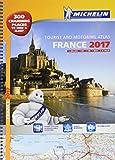 France 2017 Atlas (Tourist & Motoring Atlases)