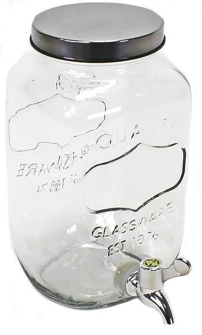 XL dispensador de bebidas grifo surtidor Dispenser dispensador de bebidas para pared (Bar Butler,