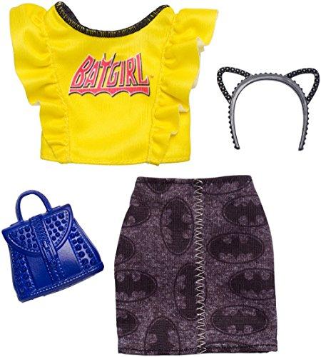 Barbie DC Comics Batgirl Fashion Pack